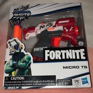 FortNite Micro TS Nerf shot NIP